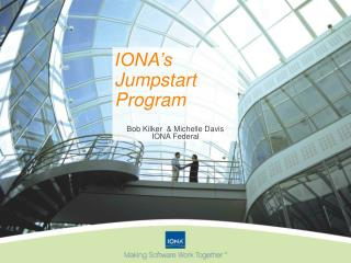 IONA's Jumpstart Program