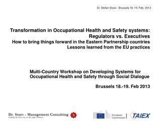 Brussels 18.-19. Feb 2013
