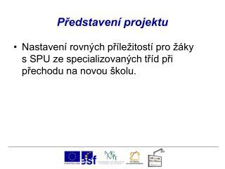 Představení projektu