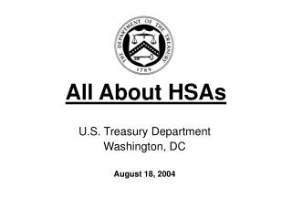 All About HSAs