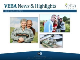 VEBA  News & Highlights
