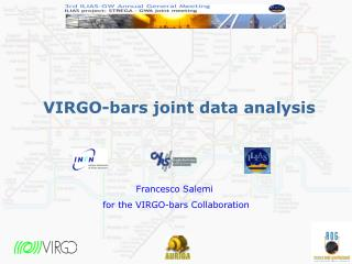 VIRGO-bars joint data analysis