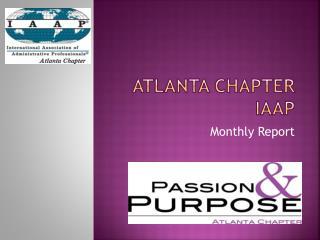 Atlanta Chapter IAAP