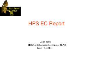 HPS EC Report
