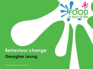 Georgine Leung