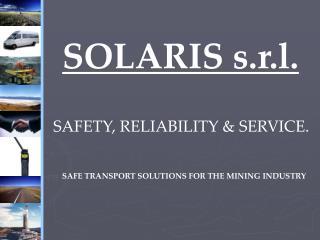 SOLARIS s.r.l.