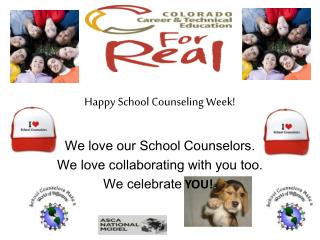Happy School Counseling Week!