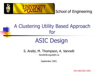 A Clustering Utility Based Approach for