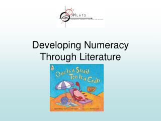 Developing Numeracy Through Literature