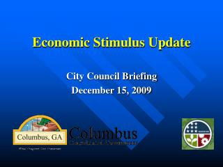 Economic Stimulus Update