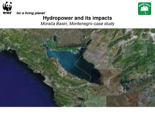 Hydropower and its impacts Morača Basin, Montenegro-case study