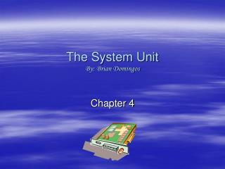The System Unit By: Brian Domingos