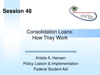 Consolidation Loans: How They Work