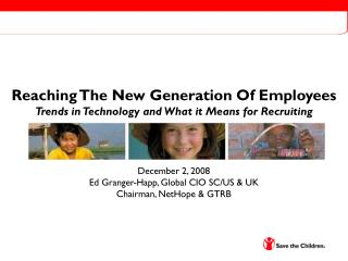 Reaching The New Generation Of Employees  Trends in Technology and What it Means for Recruiting