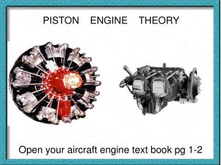 PISTON    ENGINE    THEORY