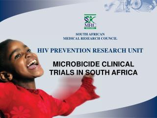 SOUTH AFRICAN MEDICAL RESEARCH COUNCIL