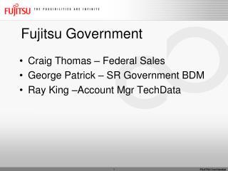 Fujitsu Government