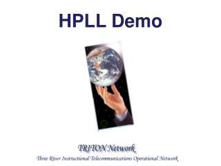HPLL Demo