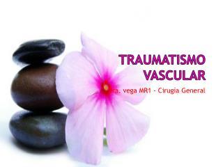 Traumatismo vascular