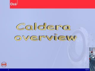 Caldera  overview
