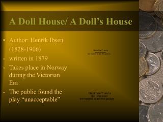 A Doll House/ A Doll's House