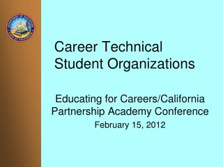 Career Technical Student Organizations
