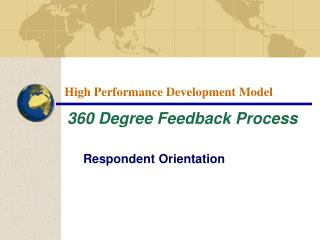 High Performance Development Model