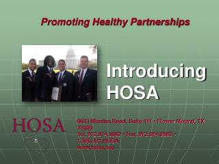 Promoting Healthy Partnerships
