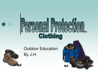 Outdoor Education By J.H.
