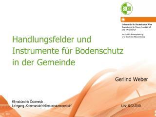 Gerlind Weber