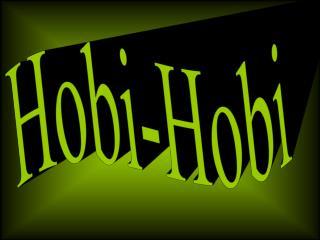 Hobi-Hobi