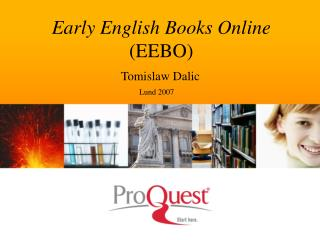 Early English Books Online (EEBO)
