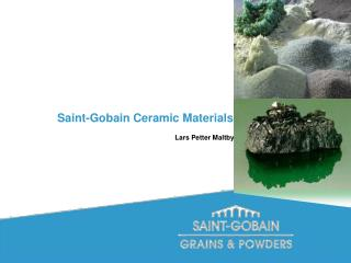 Saint-Gobain Ceramic Materials