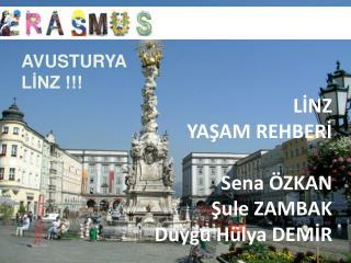 AVUSTURYA     LİNZ !!!