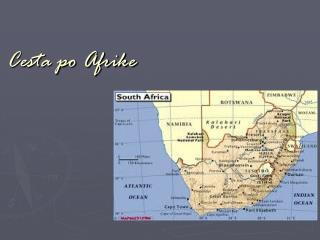 Cesta po Afrike