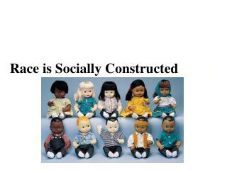 Race is Socially Constructed
