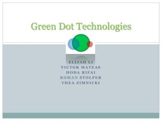 Green Dot Technologies