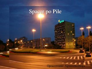 Spacer po Pile