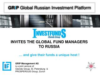 GR i P Global  Russian  Investment Platform