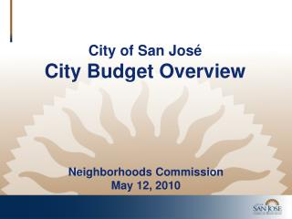 Neighborhoods Commission  May 12, 2010