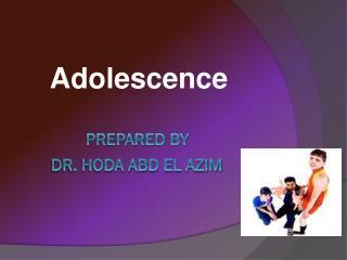 P repared by  dr. Hoda Abd el azim