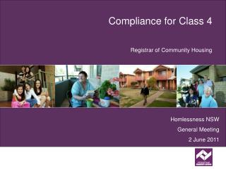 Compliance for Class 4
