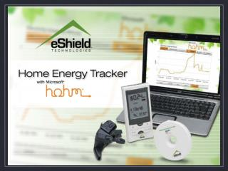 Home Energy Tracker Hohm