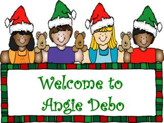 Welcome to  Angie Debo