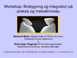 Program for workshop