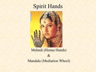 Spirit Hands