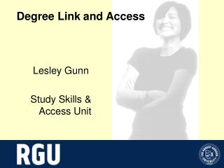 Degree Link and Access