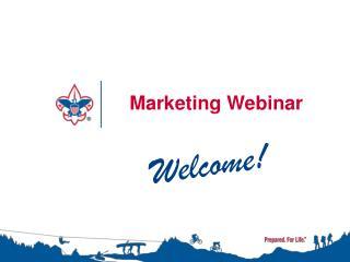 Marketing Webinar