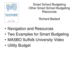 Smart School Budgeting Other Smart School Budgeting Resources Richard Bedard