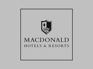Training and Education in  Hospitality -  A Case Study of Macdonald Hotels
